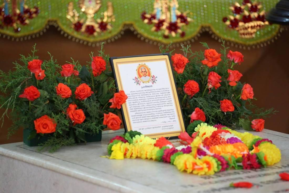 Blessed Thevarparampil Kunjachan